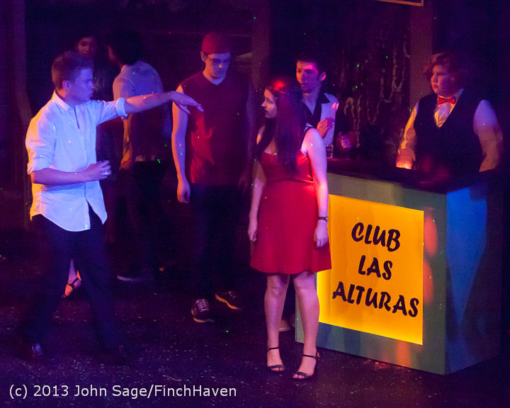 6188 In The Heights VHS Drama 2013 032413