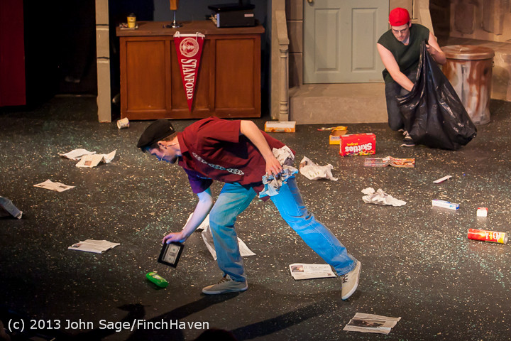 6316 In The Heights VHS Drama 2013 032413