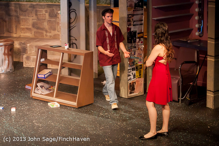 6322 In The Heights VHS Drama 2013 032413
