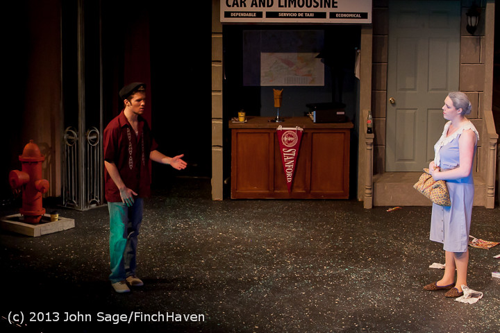 6373 In The Heights VHS Drama 2013 032413