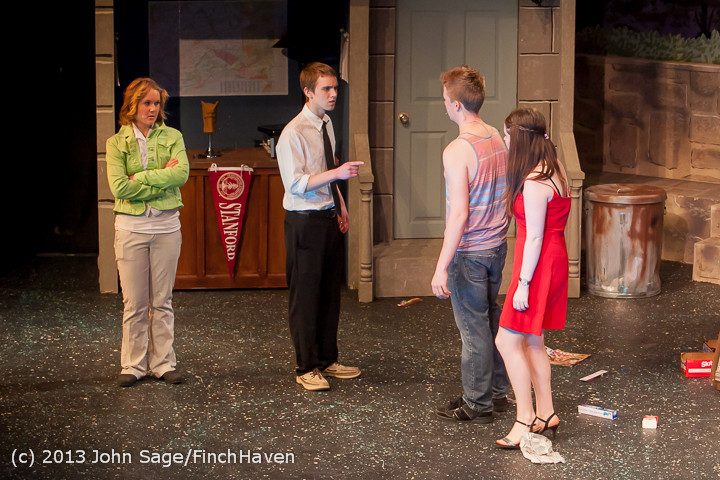 6413 In The Heights VHS Drama 2013 032413
