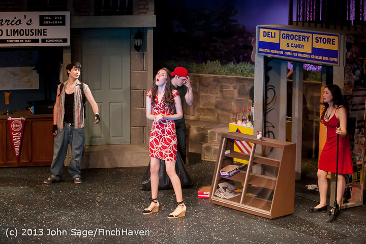 6506 In The Heights VHS Drama 2013 032413