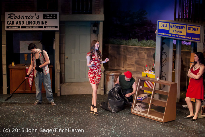 6513 In The Heights VHS Drama 2013 032413