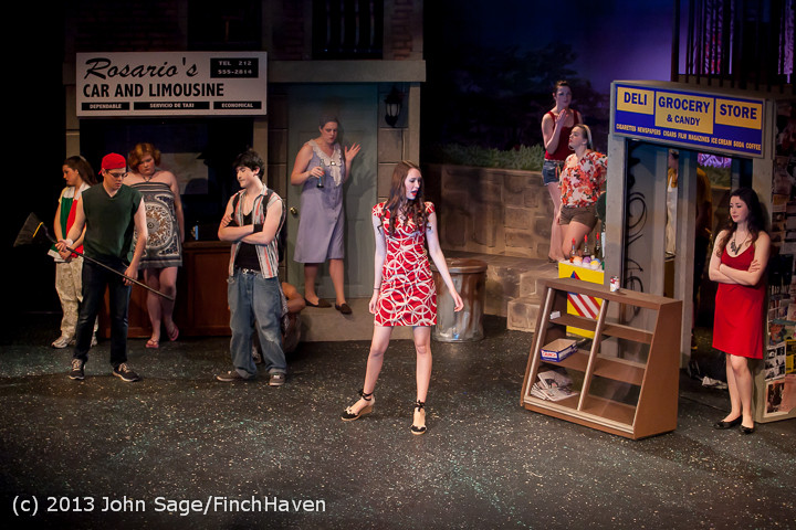 6524 In The Heights VHS Drama 2013 032413