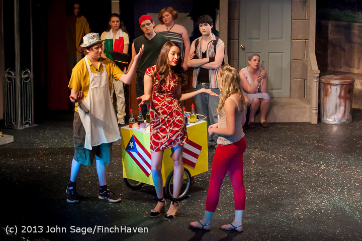 6529 In The Heights VHS Drama 2013 032413