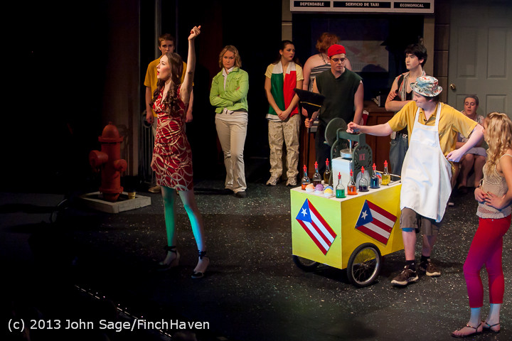 6535 In The Heights VHS Drama 2013 032413