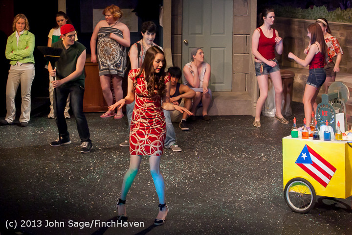 6542 In The Heights VHS Drama 2013 032413