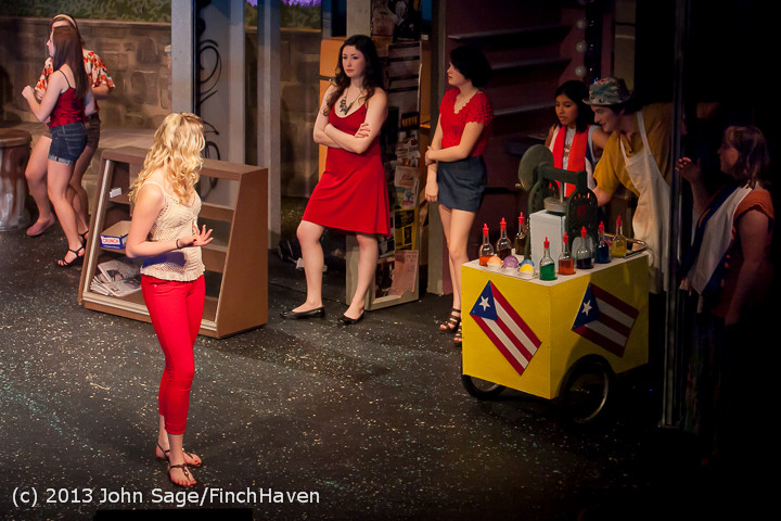 6546 In The Heights VHS Drama 2013 032413