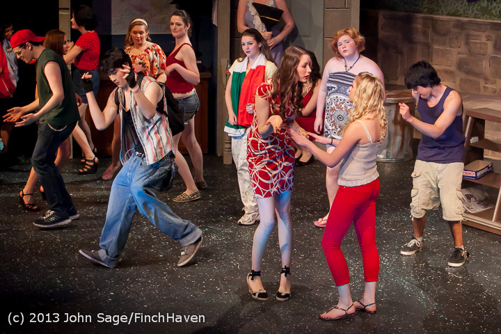6565 In The Heights VHS Drama 2013 032413