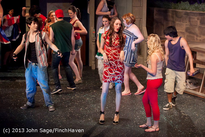 6568 In The Heights VHS Drama 2013 032413