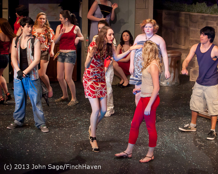 6580 In The Heights VHS Drama 2013 032413