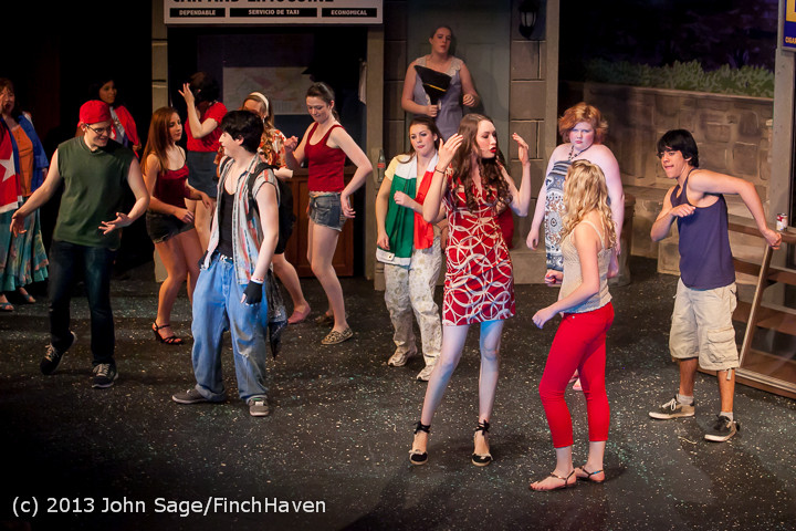 6583 In The Heights VHS Drama 2013 032413
