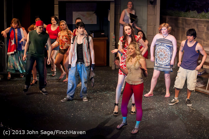 6587 In The Heights VHS Drama 2013 032413