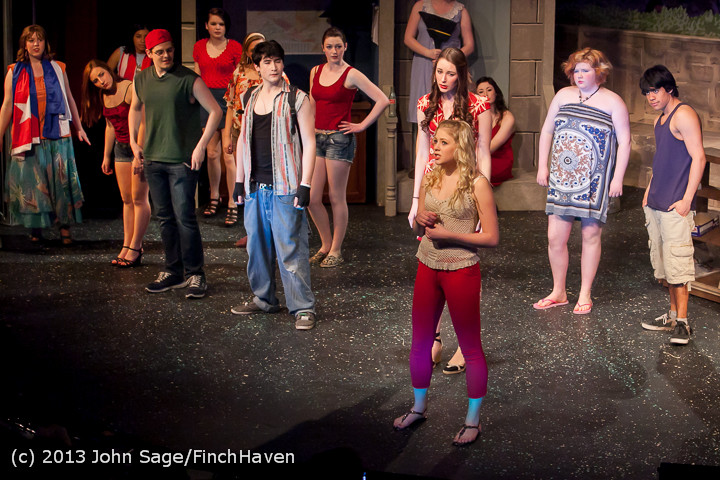 6590 In The Heights VHS Drama 2013 032413