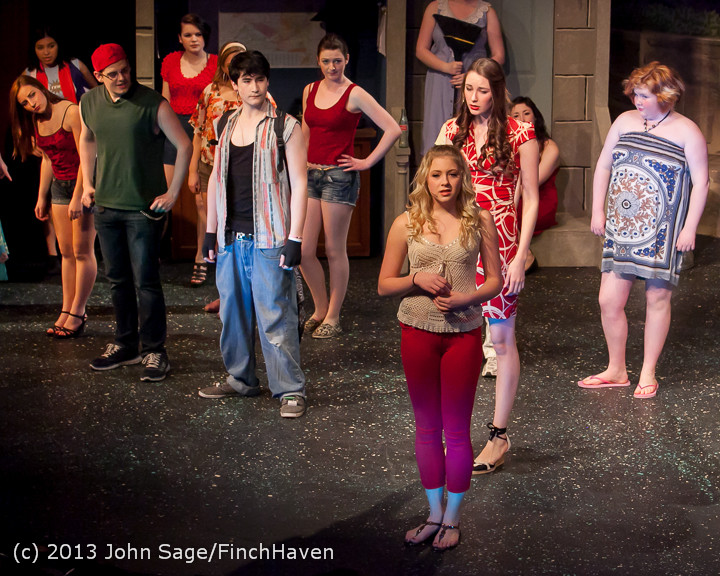 6591 In The Heights VHS Drama 2013 032413