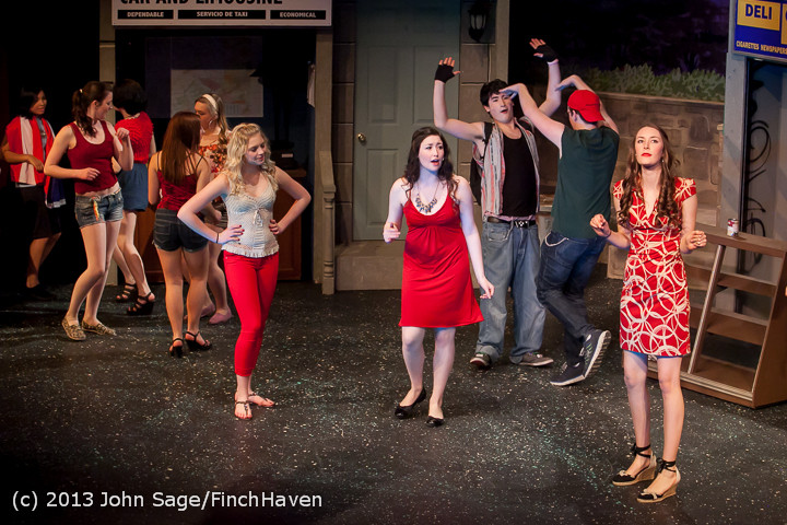 6611 In The Heights VHS Drama 2013 032413