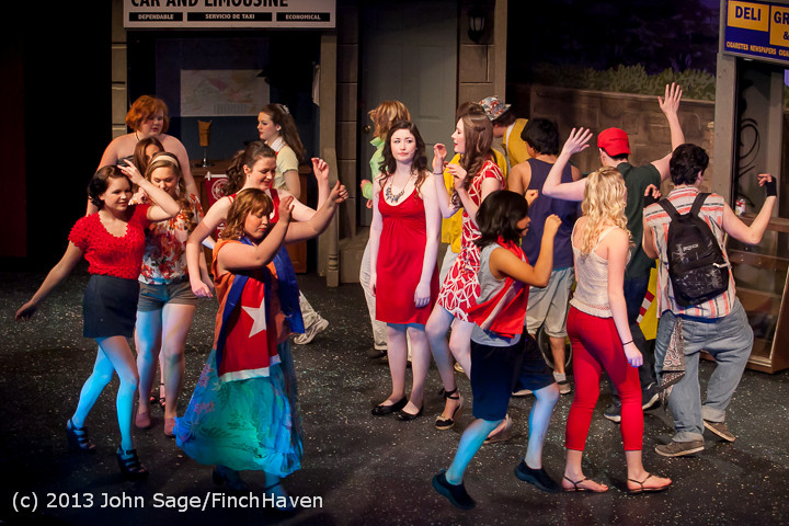 6630 In The Heights VHS Drama 2013 032413