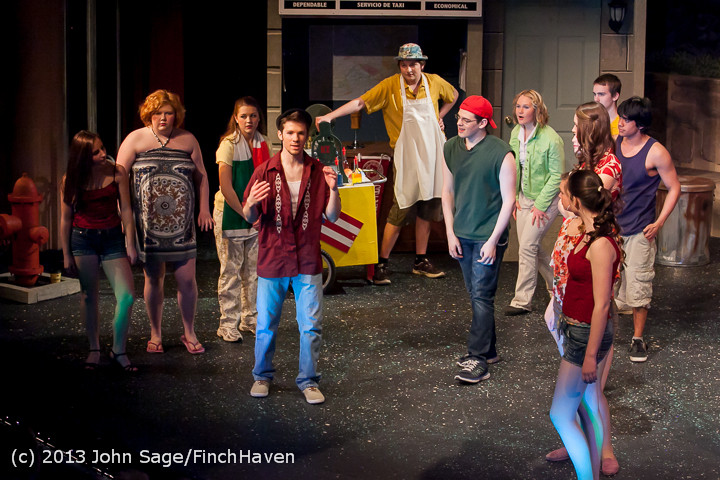 6634 In The Heights VHS Drama 2013 032413