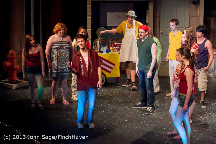 6636 In The Heights VHS Drama 2013 032413