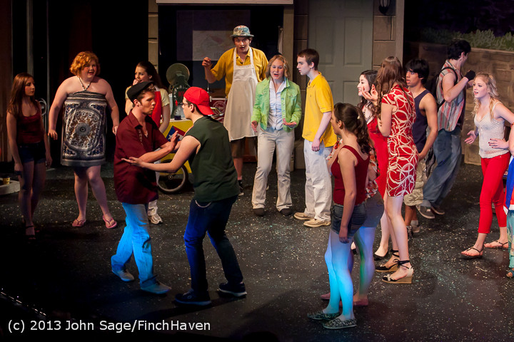 6641 In The Heights VHS Drama 2013 032413