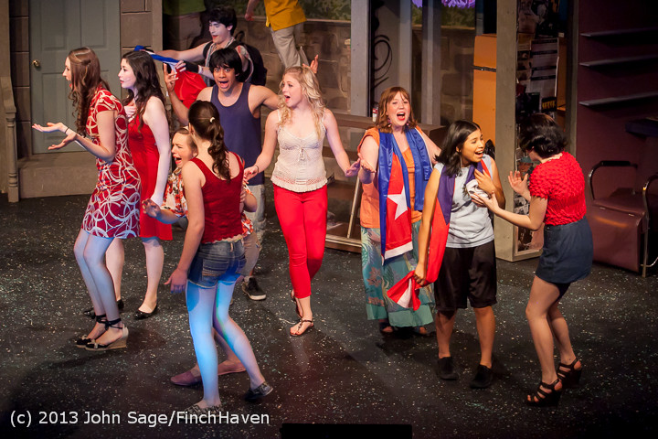 6644 In The Heights VHS Drama 2013 032413
