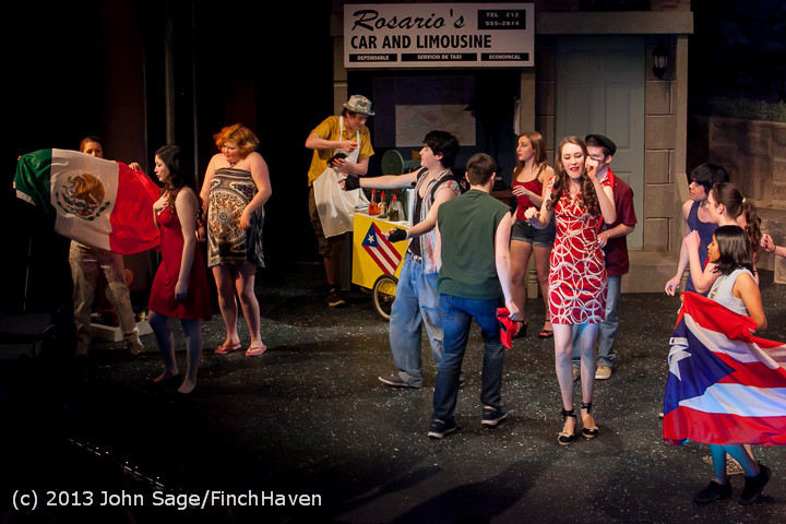 6655 In The Heights VHS Drama 2013 032413