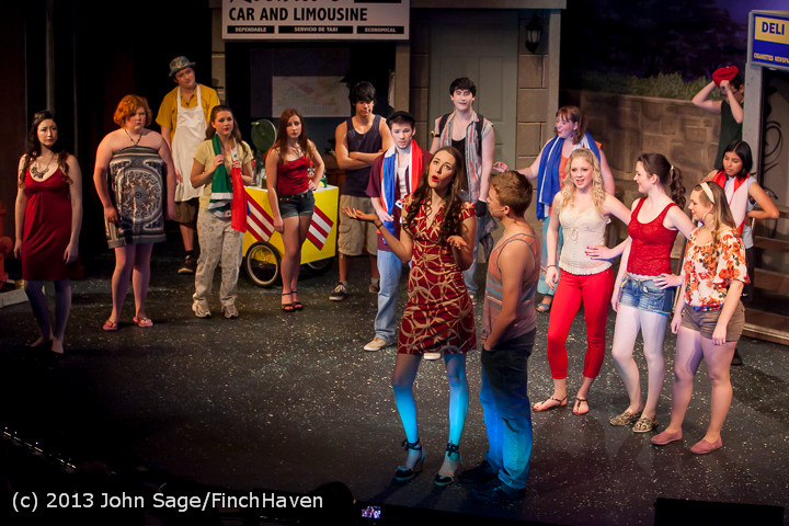 6668 In The Heights VHS Drama 2013 032413