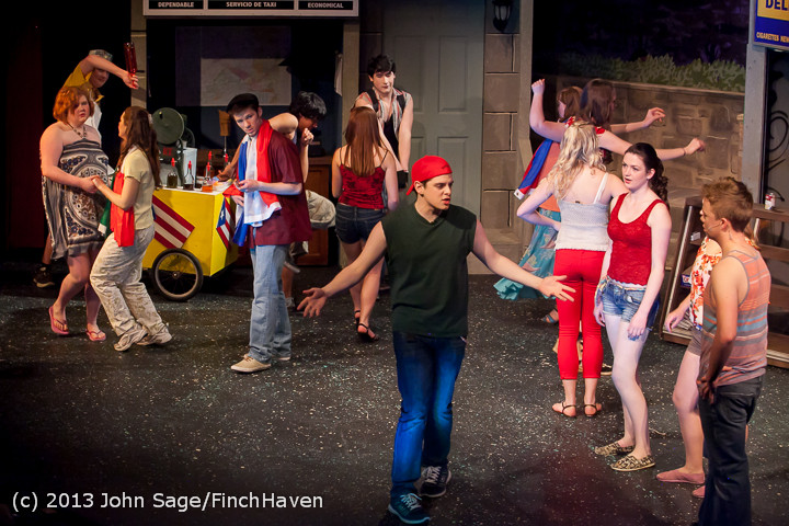 6676 In The Heights VHS Drama 2013 032413