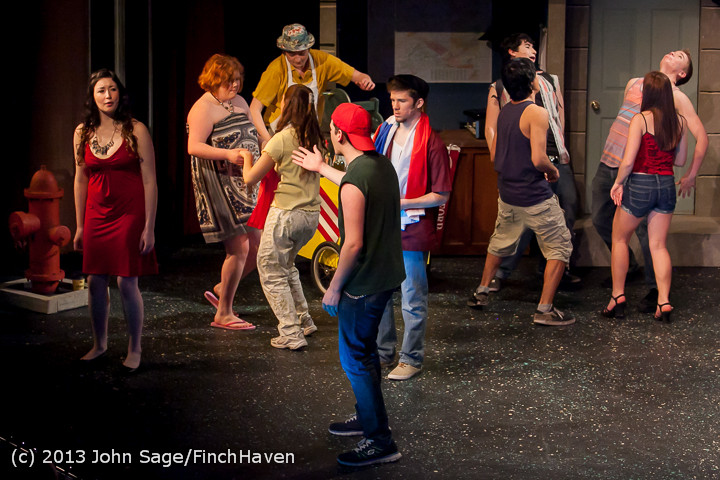 6689 In The Heights VHS Drama 2013 032413