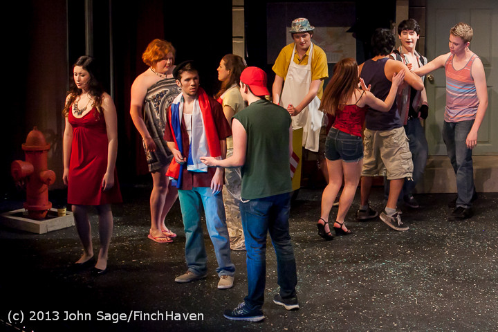 6696 In The Heights VHS Drama 2013 032413
