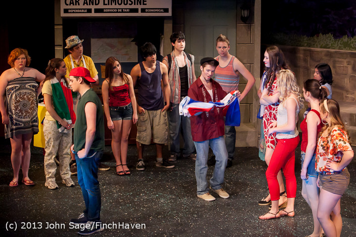 6707 In The Heights VHS Drama 2013 032413