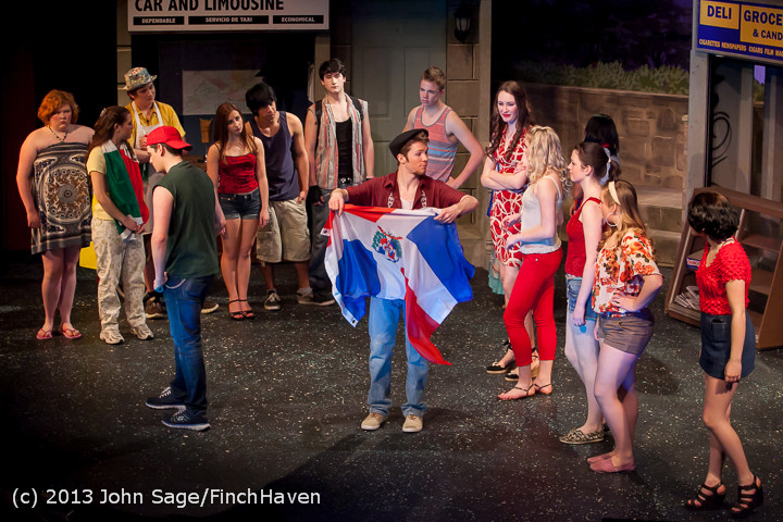 6709 In The Heights VHS Drama 2013 032413