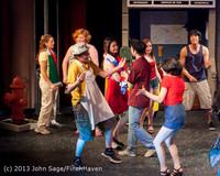 6725 In The Heights VHS Drama 2013 032413