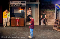 6764 In The Heights VHS Drama 2013 032413