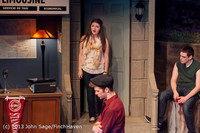 6766 In The Heights VHS Drama 2013 032413