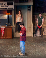 6772 In The Heights VHS Drama 2013 032413