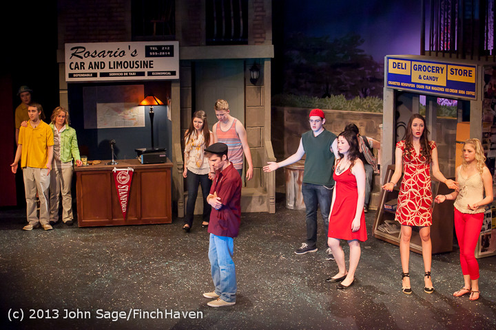 6775 In The Heights VHS Drama 2013 032413