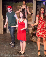 6782 In The Heights VHS Drama 2013 032413