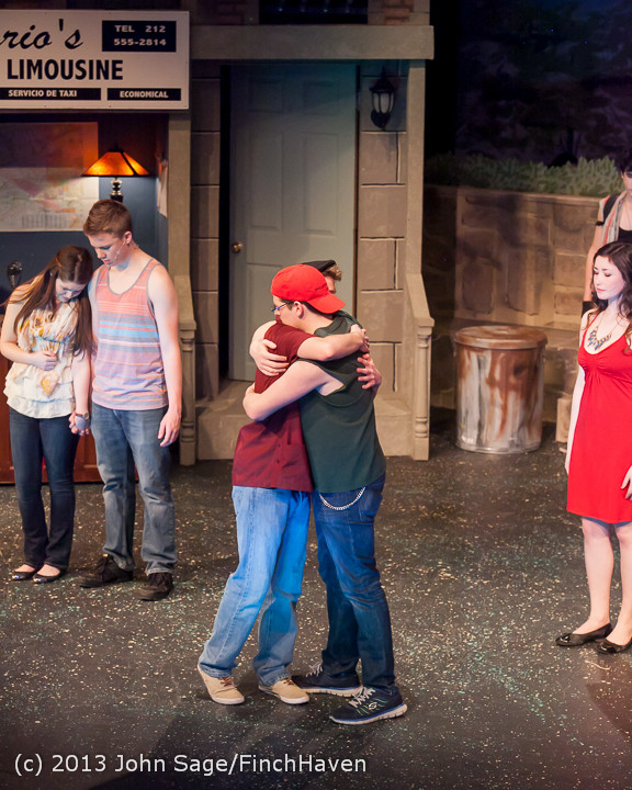 6797 In The Heights VHS Drama 2013 032413