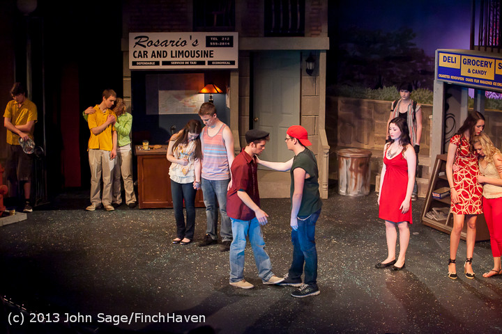 6798 In The Heights VHS Drama 2013 032413