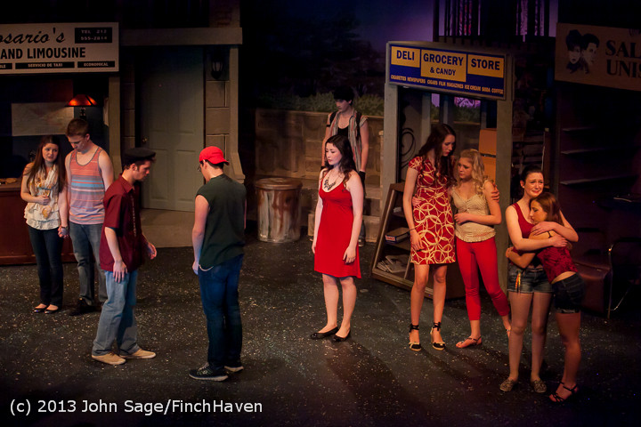 6799 In The Heights VHS Drama 2013 032413
