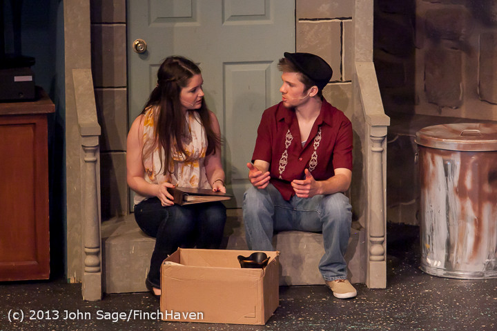 6805 In The Heights VHS Drama 2013 032413