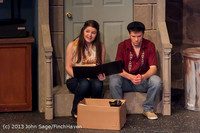6809 In The Heights VHS Drama 2013 032413