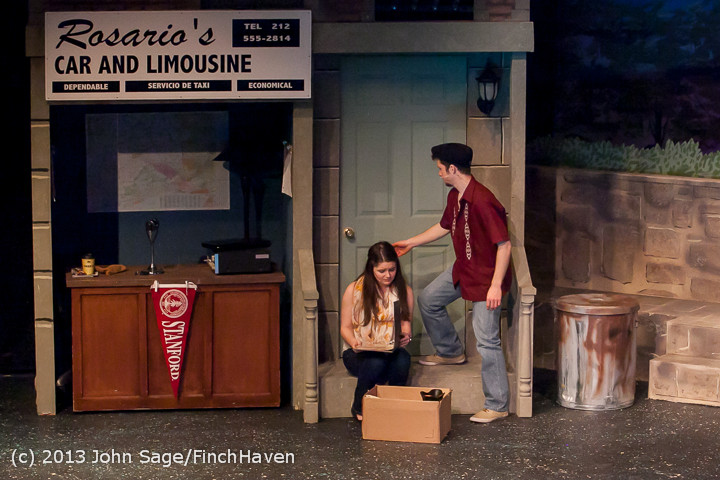 6818 In The Heights VHS Drama 2013 032413