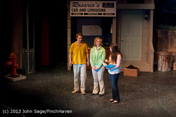 6837 In The Heights VHS Drama 2013 032413