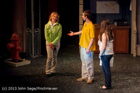 6848 In The Heights VHS Drama 2013 032413