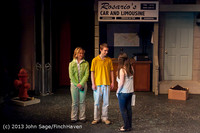 6850 In The Heights VHS Drama 2013 032413