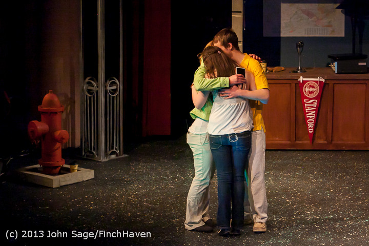 6852 In The Heights VHS Drama 2013 032413