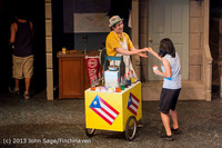6894 In The Heights VHS Drama 2013 032413