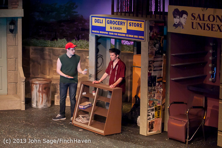 6900 In The Heights VHS Drama 2013 032413